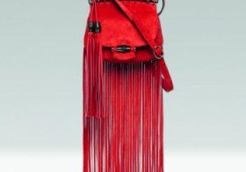 Le sac tendance de la saison «The Fringes»