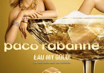 Eau my gold!