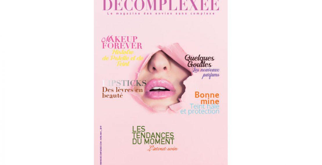 Découvrez le webmagazine Décomplexée.com