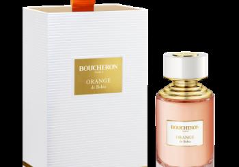 Un parfum d'été  Orange de Bahia Boucheron