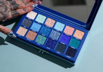 Hey what's up everybody ? Blue Blood palette Jeffree Star