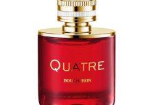 Le parfum de toutes les audaces, Quatre en Rouge Boucheron