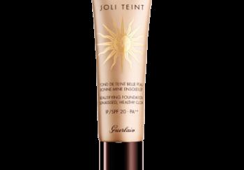 Le premier fond de teint liquide Terracotta, Joli Teint de Guerlain