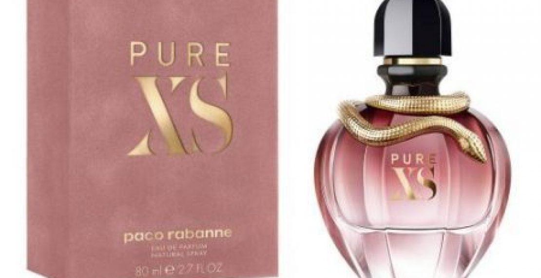 Pure XS le nouveau parfum signé Paco Rabanne