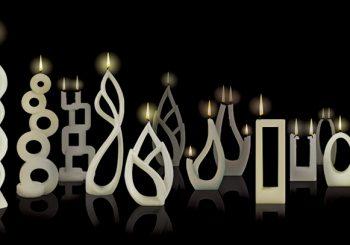 Les bougies Alusi® illuminent votre intérieur !