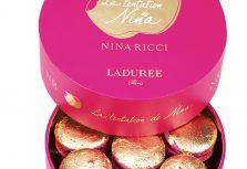 La tentation de Nina , plus qu'un parfum une gourmandise