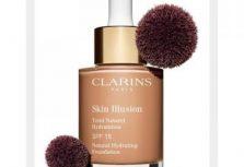 Skin Illusion le fond de teint soin par Clarins