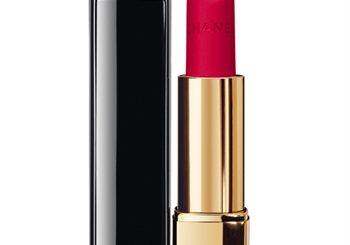 Le rouge à lèvres revient à la tendance